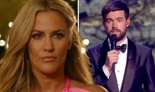 Jack Whitehall pays tribute to Caroline Flack in moving speech moments into BRIT Awards