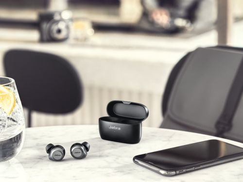 Jabra announces Jabra Elite 85t wireless earbuds with noise cancellation