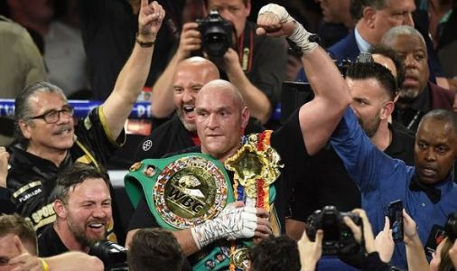 Tyson Fury puts Anthony Joshua unification bout in doubt with Deontay Wilder rematch claim