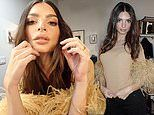 Emily Ratajkowski shares sultry backstage snaps from Saturday Night Live appearance