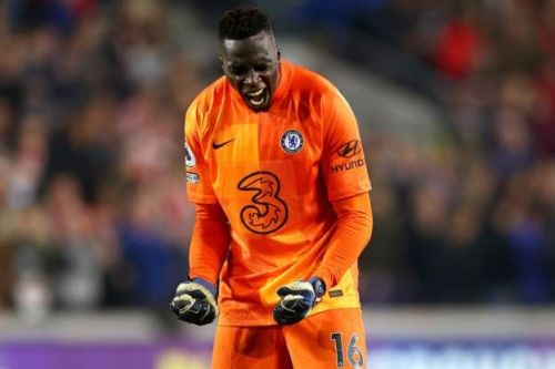 Edouard Mendy shows up Ballon d'Or doubters with heroic showing for Chelsea