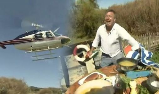 ITV This Morning: John Torode almost blown away by helicopter as show thrown into chaos