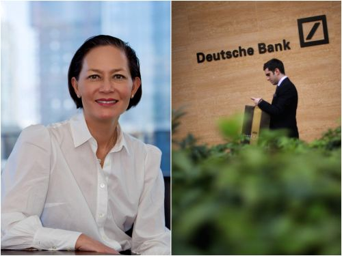 Deutsche Bank's UK CEO says she wants investment banking graduates in the office 5 days a week, even as the company moves to flexible working