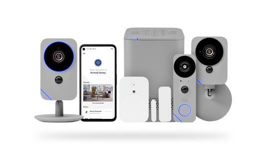 Blue by ADT Home Security System