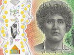 New $100 note is unveiled with security features that will make it impossible to counterfeit