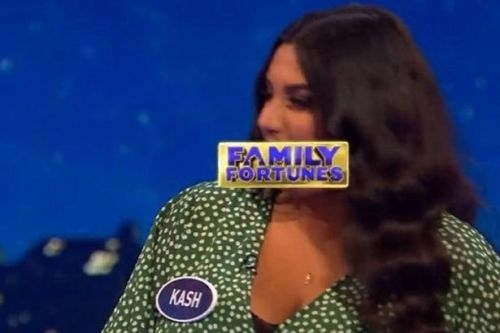 Family Fortunes star stuns over crude reply to 'something you put in your mouth'