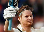 Ashes news: Steve Smith smashes 211 to hand Australia advantage as they declare for 497 on day two