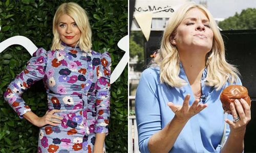 Holly Willoughby's daily diet revealed - find out what she eats in a day