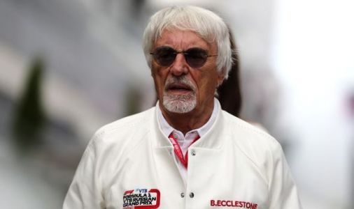 F1 legend Bernie Ecclestone set to become father for fourth time aged 89