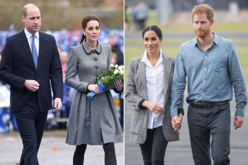 Why Meghan Markle and Prince Harry have split from charity with Kate Middleton and Prince William