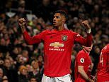 Solskjaer praises Marcus Rashford for four things that have inspired his recent impressive form
