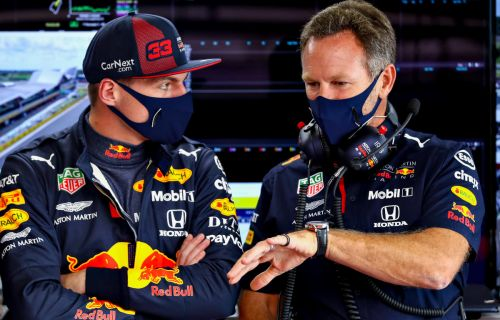 Red Bull promoted Max to 'cement his long-term future'