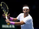 Rafael Nadal battles back from a set down to beat Stefanos Tsitsipas
