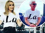 Amanda Holden and Phillip Schofield sport It's A Sin-inspired tees to raise £500k for HIV charity