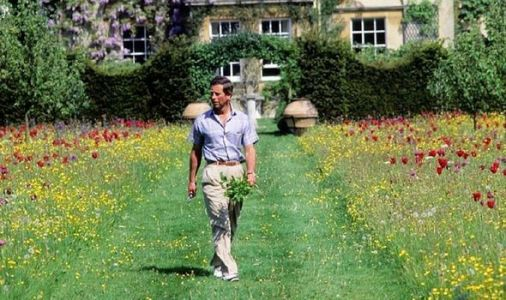 Prince Charles to reveal his Highgrove garden of joy in throwback photos