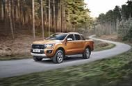 Revised Ford Ranger gets new engine range and tech
