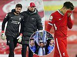 Liverpool in danger of slip, sliding away as Anfield is breached