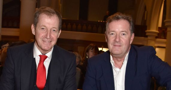 Piers Morgan speaks out over Alastair Campbell's Good Morning Britain appointment ahead of debut