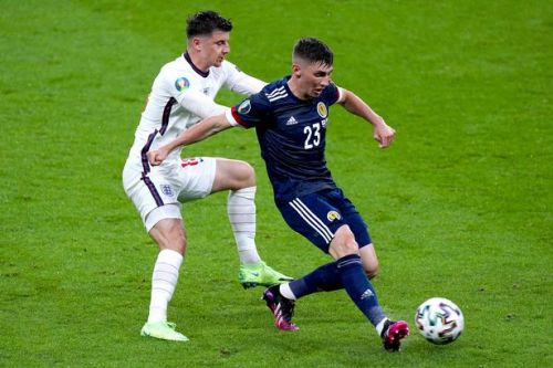 Lampard and Mourinho give verdicts on Billy Gilmour after Scotland display