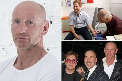 Rugby legend Gareth Thomas will work with Prince Harry to fight spread of HIV