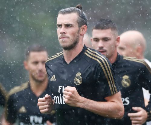 Zinedine Zidane reveals Gareth Bale is 'very close' to leaving Real Madrid