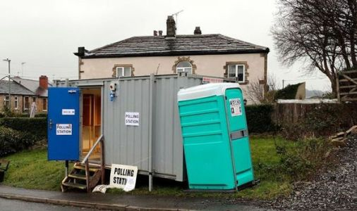 Election 2019: Is this the worst polling station in the whole of the UK?