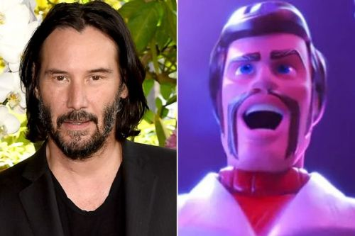 Toy Story 4 confirms Keanu Reeves is playing Duke Caboom