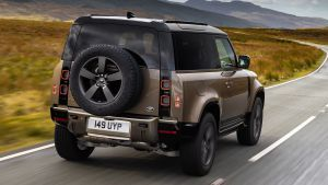 New Land Rover Defender 90 P400 2020 review