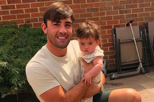 Jack Fincham posts cute clip of baby after daughter's mum Casey 'slams him'