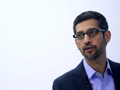 In a leaked memo, Google CEO Sundar Pichai calls for employees to keep their focus amid a new antitrust lawsuit: 'Keep doing what you're doing'