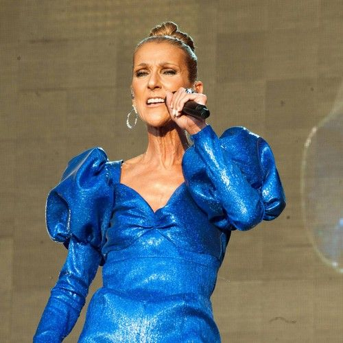 Celine Dion 'deeply touched' by support from fans following mum's death