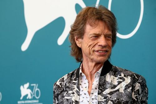 Mick Jagger's 4-year-old son is spitting image of rocker dad, 78, in cute snap