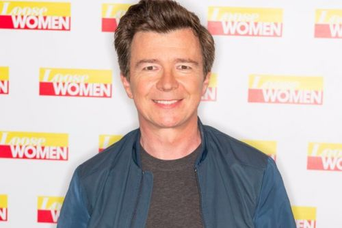 Rick Astley on the best advice he's been given and how he ended up on stage with Dave Grohl