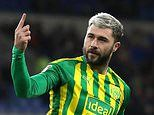 West Brom striker Charlie Austin goes on x-rated Twitter rant calling Southampton fan 'cheeky c***'