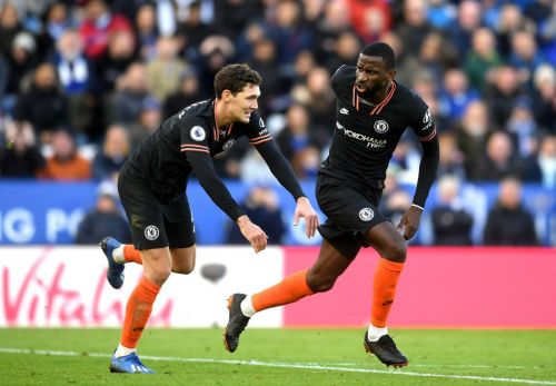 """""""I am ready"""" - Rudiger up for Man Utd game after revealing he didn't need to winter break"""