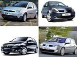 10 cars most likely to be listed for sale under £1k