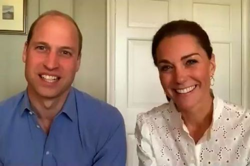 Prince William and Kate Middleton speak to mainly black community group amid BLM