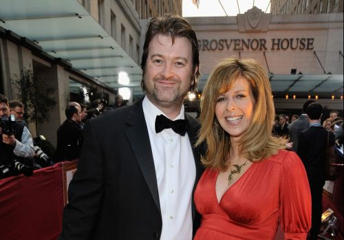 Kate Garraway's husband in ICU battling coronavirus as Good Morning Britain star self-isolates