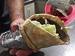 How to make a Big Mac KEBAB: Husband invents homemade meal replicating the McDonald's burger