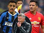 Manchester United's £50m dilemma when Alexis Sanchez returns from Inter Milan