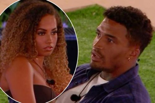 Love Island viewers call for Michael to be KICKED OFF the show after ordering Amber to 'sit down'