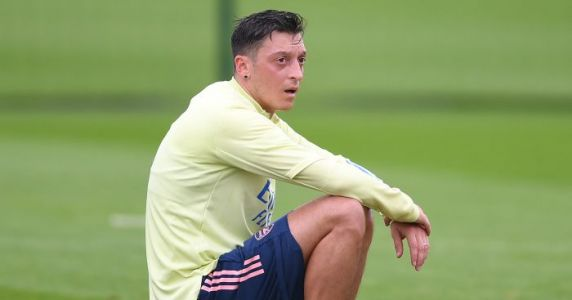 All over for Mesut Ozil as Arsenal agree pay-off on lucrative deal