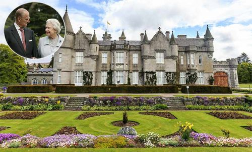 The Queen and Prince Philip's stunning Scottish retreat revealed
