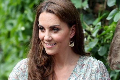 Kate shares short message following Prince George's eighth birthday