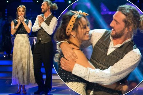 Furious Strictly Come Dancing fans brand the show a 'fix' as Seann Walsh and Katya Jones are SAVED from elimination