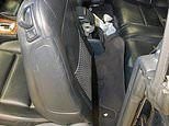 Jurors see first-hand Audi car seat that 'squashed and suffocated' three-year-old