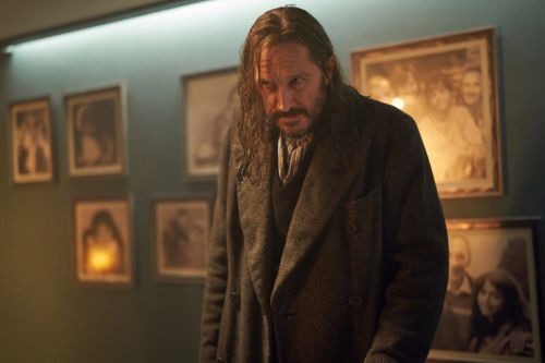 The Sister viewers cannot get over Doctor Foster star Bertie Carvel's creepy transformation