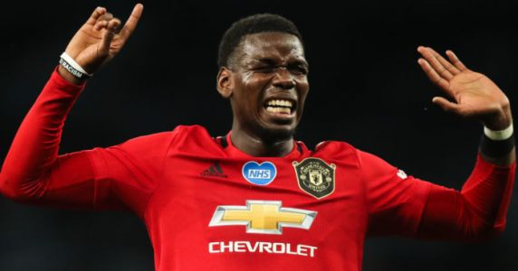 Paul Pogba talks of new-found Man Utd love after naming four stars he adores to watch