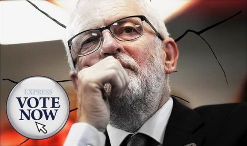 Labour POLL: Will party ever recover from Jeremy Corbyn's catastrophic reign? VOTE HERE