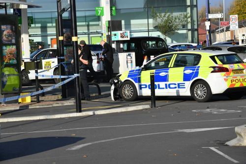 Manchester stabbing: Several injured in knife attack at McDonald's